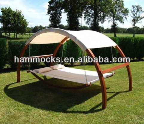 benedomi design h ngematte schaukel lounge liege mit deck. Black Bedroom Furniture Sets. Home Design Ideas