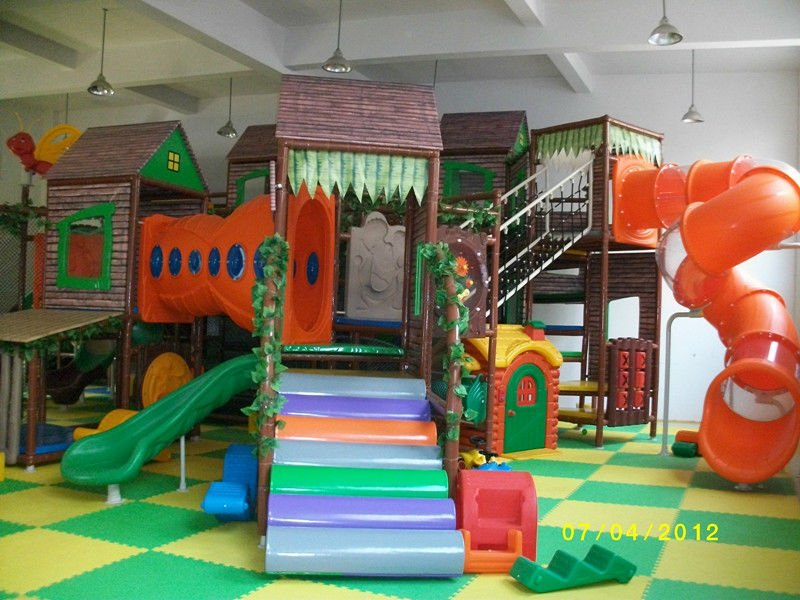 KAIQI kids indoor playground design/used indoor playground for ...