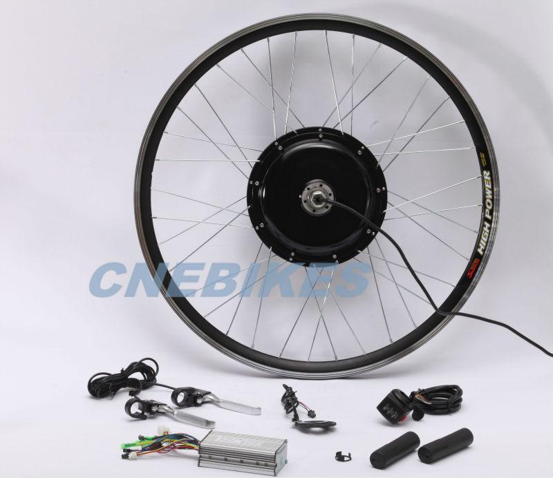 Ce approved 20 28 front rear wheel 36v 500w hub motor for 500w hub motor kit