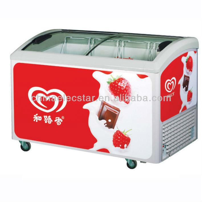 Popsicle freezerice cream chest freezercurved glass door freezer popsicle freezerice cream chest freezercurved glass door freezer planetlyrics Gallery