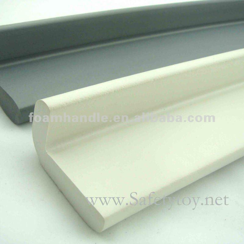 Pvc High Quality Edge Table Rubber Edging Rubber Edge