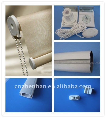 Curtain Chain 4 5mm 6mm Plastic Roller Chain Roller Blinds