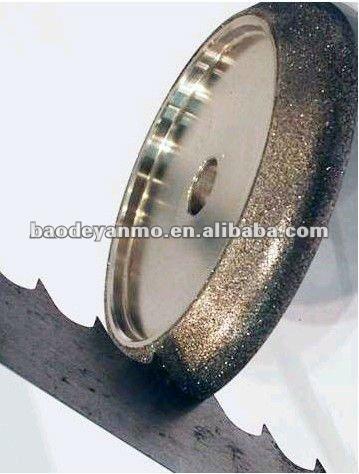 Band Saw Bade Sharpening Cbn Grinding Wheels Buy Saw