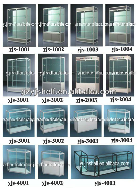 Exhibiiton Display Equipment Aluminum Extrusion For Display ...