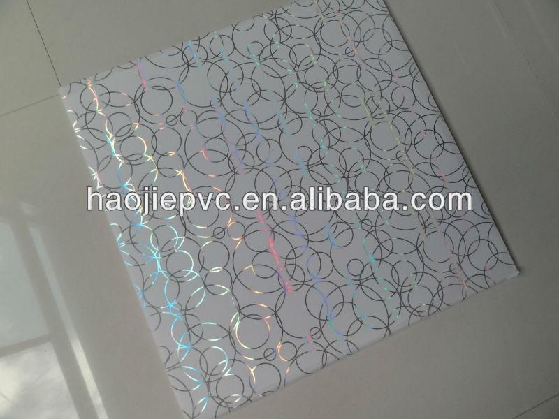 595x595x7mm Internal Pvc Wall Cladding Panels Bathroom Wall Panels ...