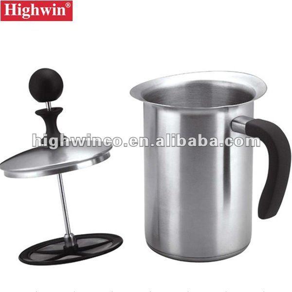 Mr Coffee Coffee Maker Wonot Heat : 1000ml Stainless Steel Fda Capsule Botton Milk Frother - Buy Milk Frother,Fda Milk Frother,Hand ...