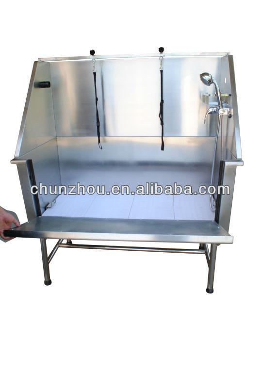 2017 Good Quality Stainless Steel Dog Bathing Tub H 105 Buy Dog Grooming Tu