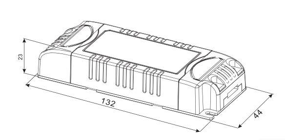 no waterproof dali 30w led driver 12v ac dc led transformer for indoor led lighting led