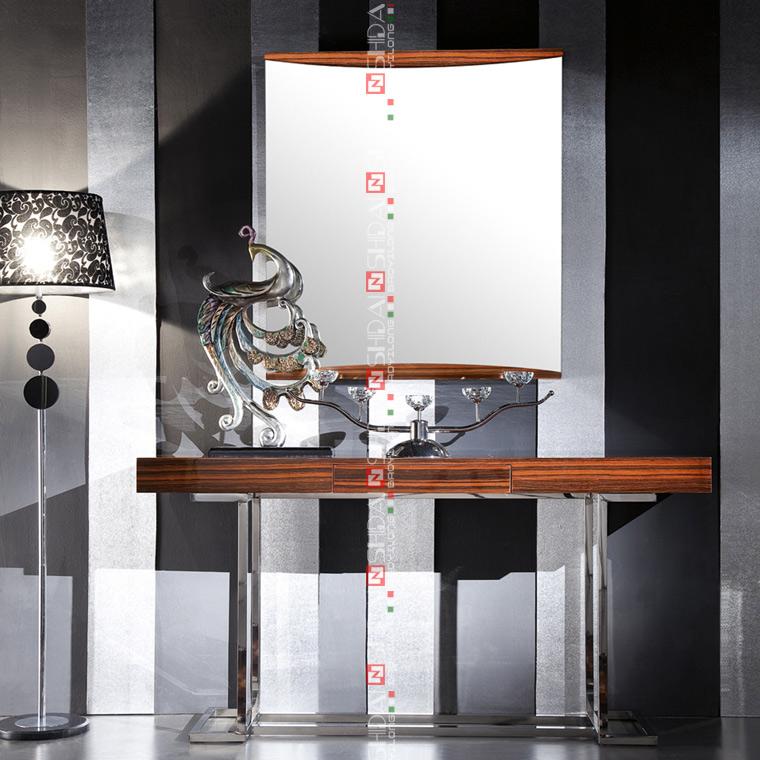 E 162 modren ontwerp roestvrij staal kaptafel buy product on - Kaptafels ontwerp ...