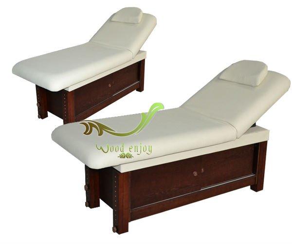 Massage furniture manufacturer model 331 hb spa furniture for Beauty salon bed