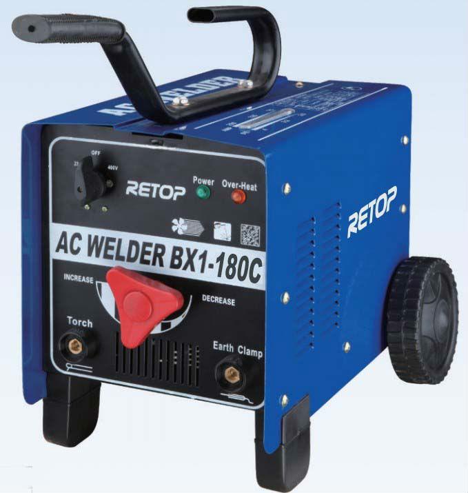 Ac Arc Welder Bx1-180c