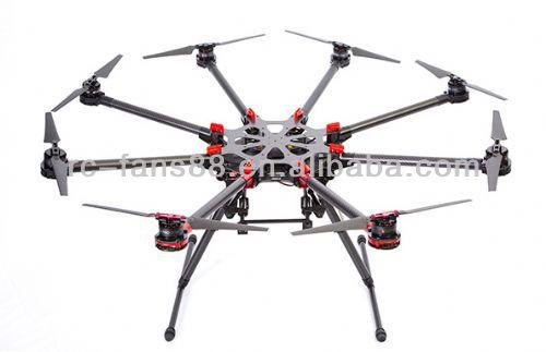 DJI S1000 Standard Octocopter Aircraft Uav_1689231192