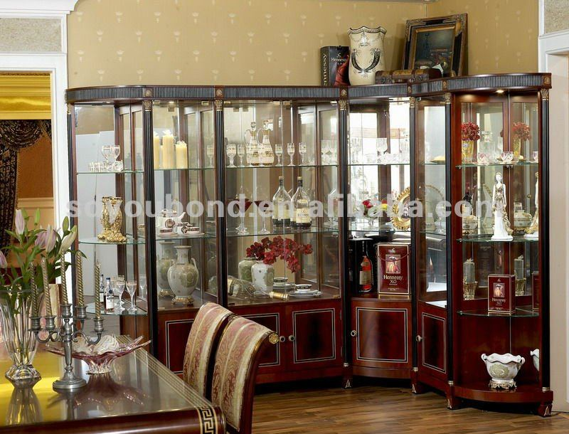 2015 0010 Classic Furniture Wall Units Of Showcase - Buy ...