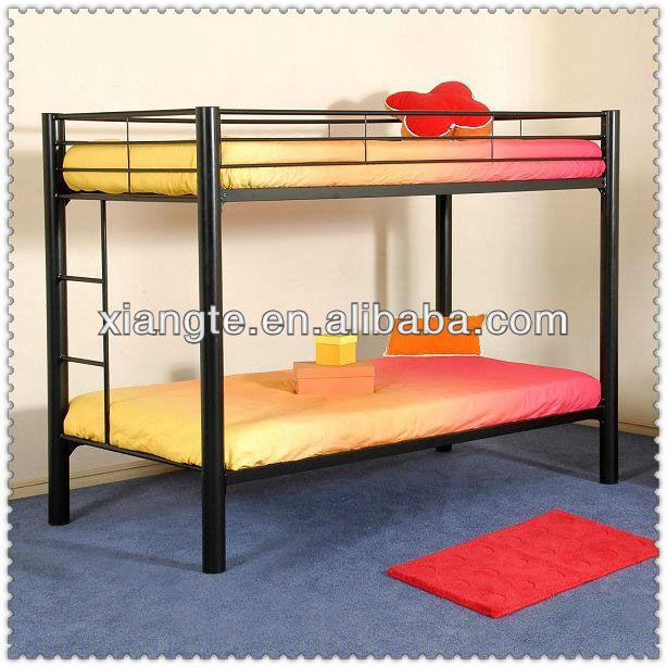 Stapelbed 3 Bedden.Aangepaste Zware Ruimte Besparende School Slaapzaal Staal Triple