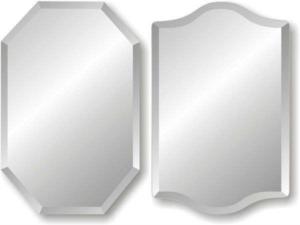 pulido borde biselado espejos sin marco de mm de espesor