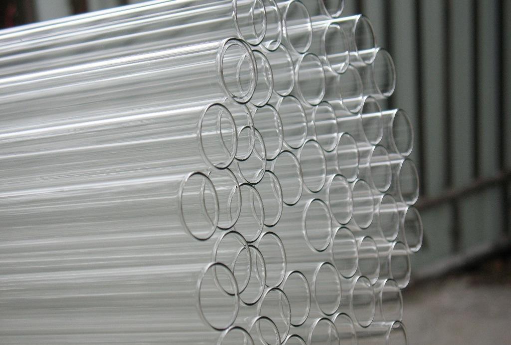 High borosilicate water resisting glass tube buy