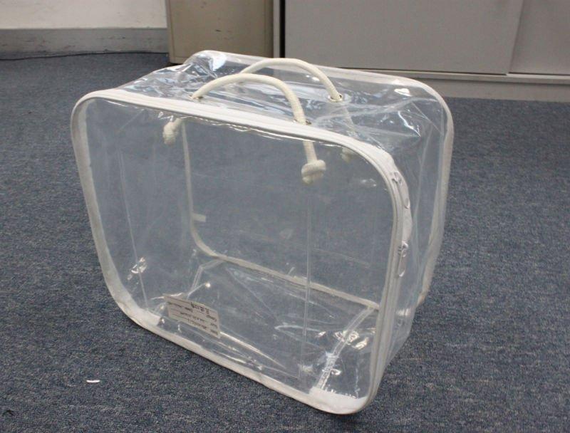 Pvc Zipper Quilt Bag Plastic Quilt Cover Bag Buy Pvc