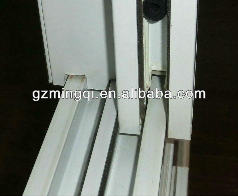 Powder Coated Windows : Aluminium openable windows sound proof sliding