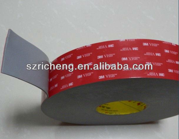 Vhb Grey Acrylic Foam Tape Double Sided Adhesive 3m 4991