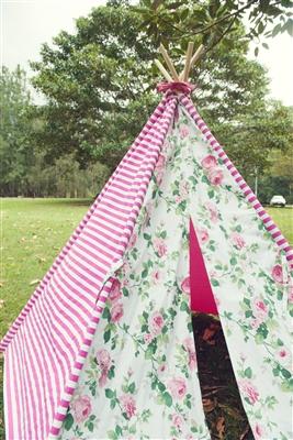 Hot sale cotton canvas children toy tent / kids house teepee tent/ wigwam & Hot sale cotton canvas children toy tent / kids house teepee tent ...