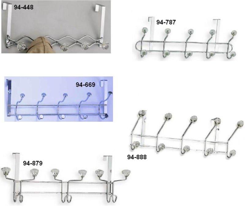Metal Bathroom Over door Clothes Hangers View hangers Product