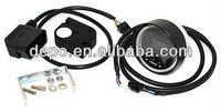52mm Obdii Obd2 4-in-1(rpm.speed.volt.water Temp) Gauge - Buy Obd2 ...