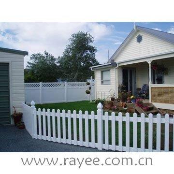 used vinyl fence for sale horse fence plastic post cheap fence pvc valla - Valla De Jardin