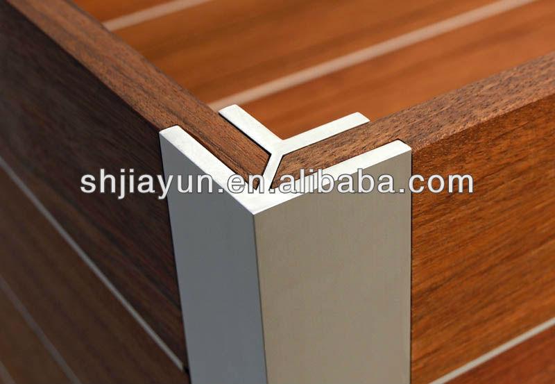 Aluminium Profile For Photo Frames Glass Door Picture