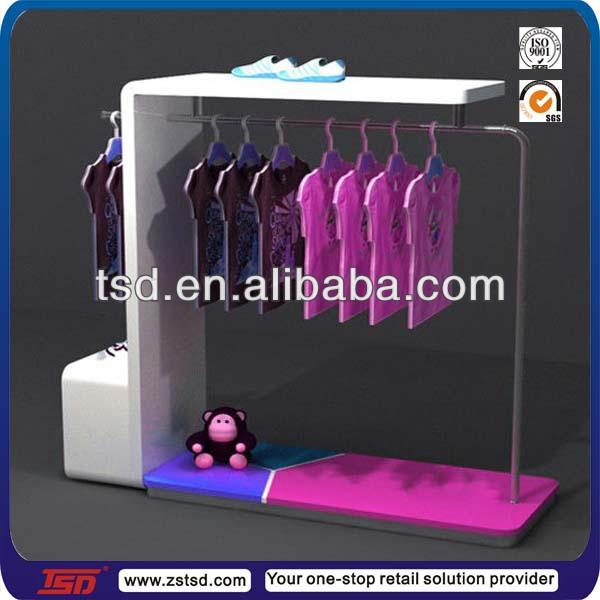 Dress Shirt Display Rack Cosmecol