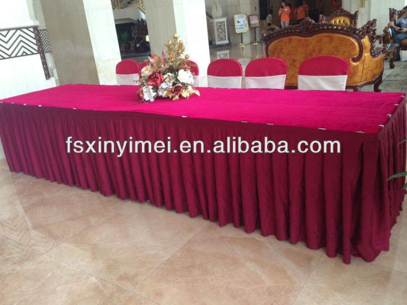 Table skirting designs fashion table skirting designs for wedding buy table skirting watchthetrailerfo