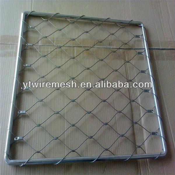grillage inox 316l