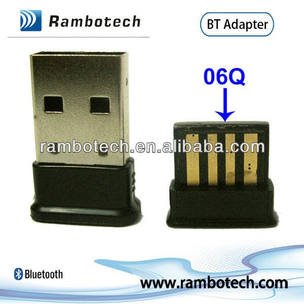 USB接続のBluetoothアダプタが正しく認識されな …
