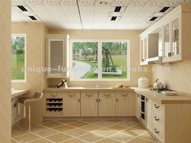 Simple Kitchen Bar Counter european mini-kitchen cabinet,kitchen cabinet simple designs,offer