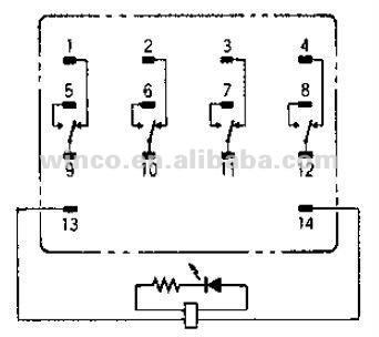 24vdc 5 pole relay wiring diagram general purpose power    relay    ly4n 4    pole    220vac buy    relay     general purpose power    relay    ly4n 4    pole    220vac buy    relay
