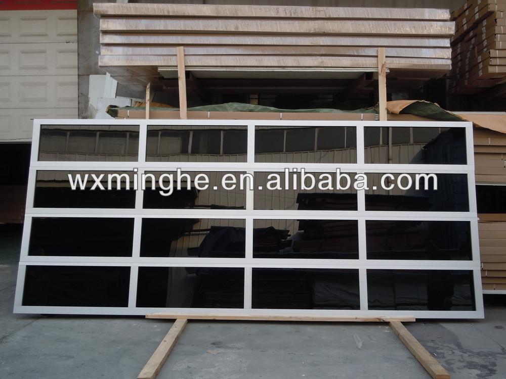 Commercial Glass Garage Doormodern Aluminum Glass Garage Doors