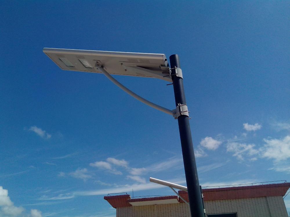 All In One Solar Street Light 20w/25w/30w/40w Solar Led Street ...
