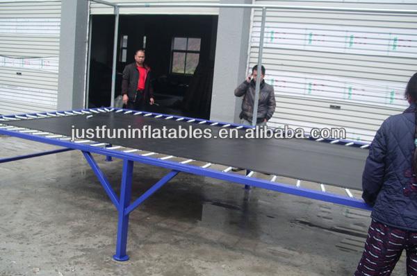 commercial gymnastics jumping bed trampolines for sale buy gymnastics trampoline trampoline. Black Bedroom Furniture Sets. Home Design Ideas