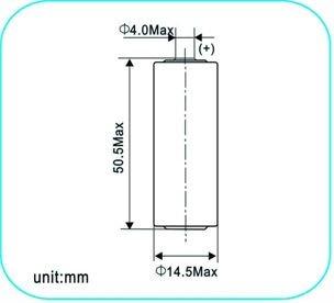 er14505h lithium battery aa er14505 lisocl2 aa batteries buy er14505h lithium. Black Bedroom Furniture Sets. Home Design Ideas