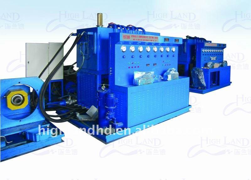 Hydraulic Testing Bench With Computer Buy Pump Pressure: hydraulic motor testing