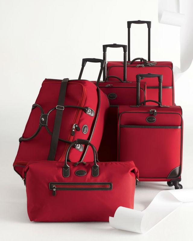 Denier Nylon Luggage 9