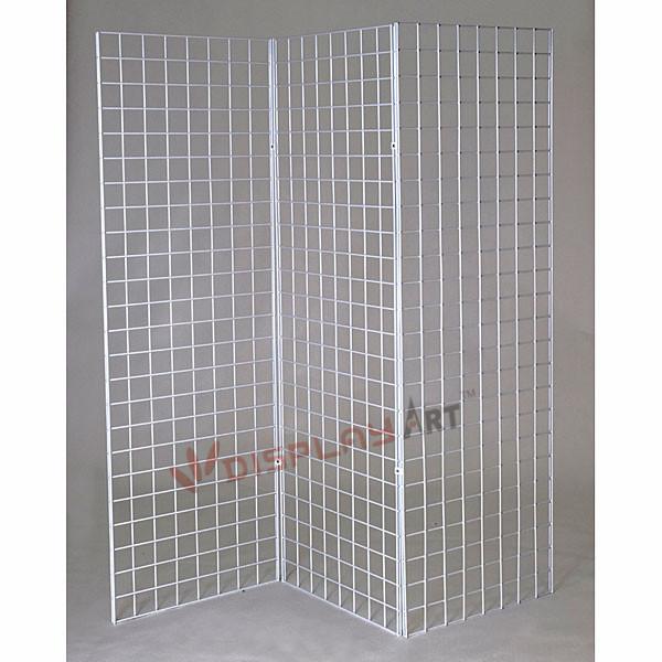 Wall Sawing Machine Wire Grid Display Rack - Buy Wire Display Fixture,Grid ...