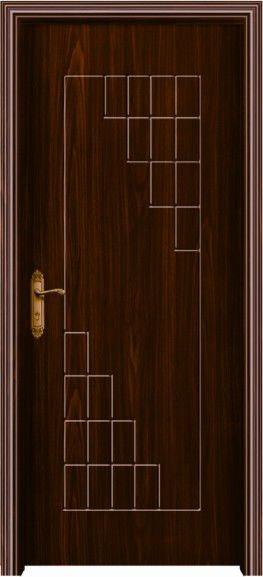 Interior wooden pvc door models wooden front doors buy for Front door models
