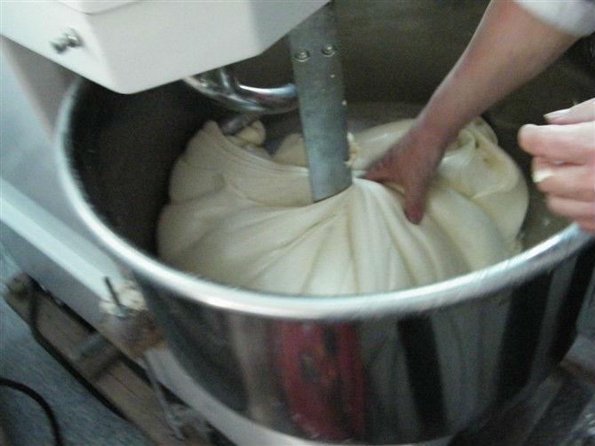 Industrial Dough Mixer 10kg Dough Mixer Baking Dough Mixer