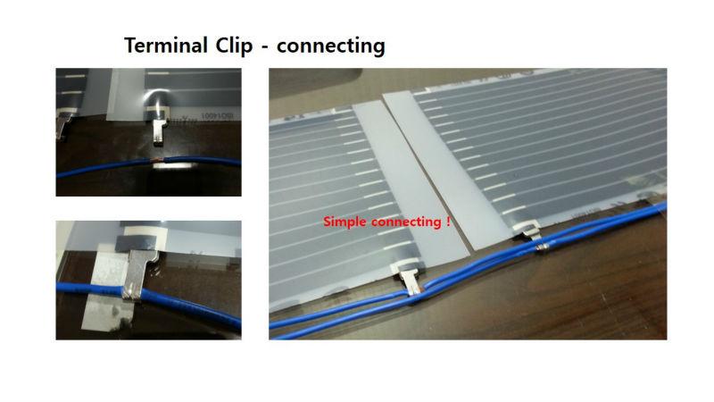 Tl 004 Taeil Film Heater Floor Heating Film Underfloor