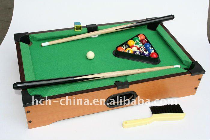 Nice Tabletop Pool Table Mini Billiard Game Table Mini Pool Billiard Table Game