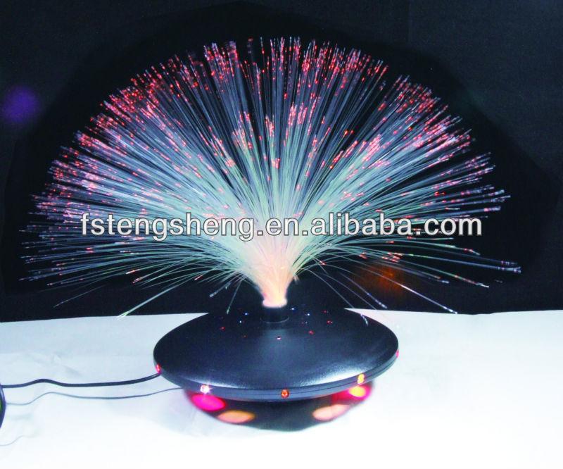 Optical Fiber Light/flower Lamp/ufo Decoration Lighting - Buy ...