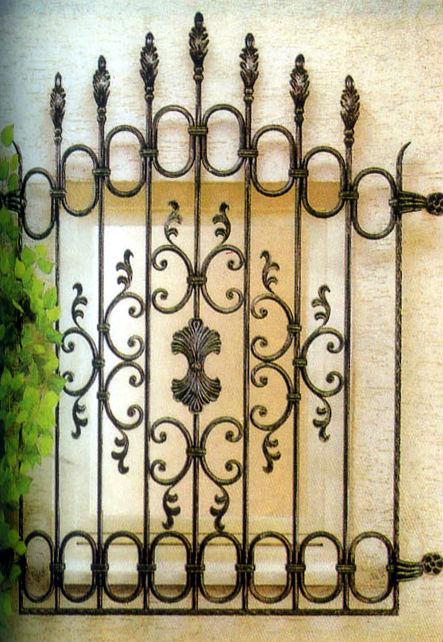 ventanas de hierro forjado diseño por el simple - buy product on