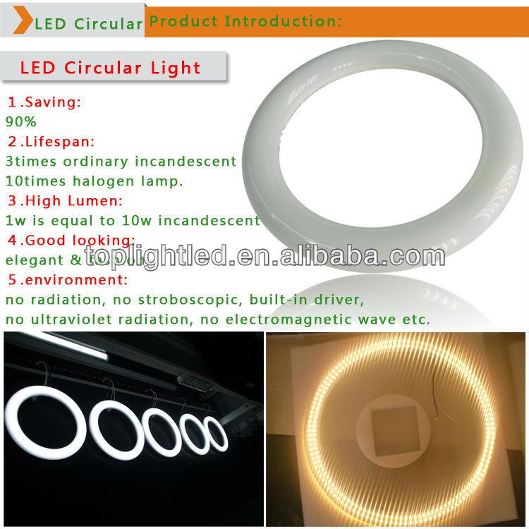 Low Energy Consumtion High Brightness 11w Aluminum Heat Sink T9 ...