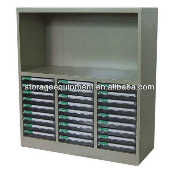 Multi drawer file
