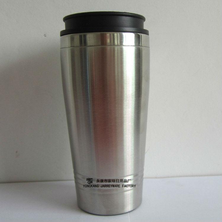 Cheap Stainless Steel Personalised Printed Coffee Mugs